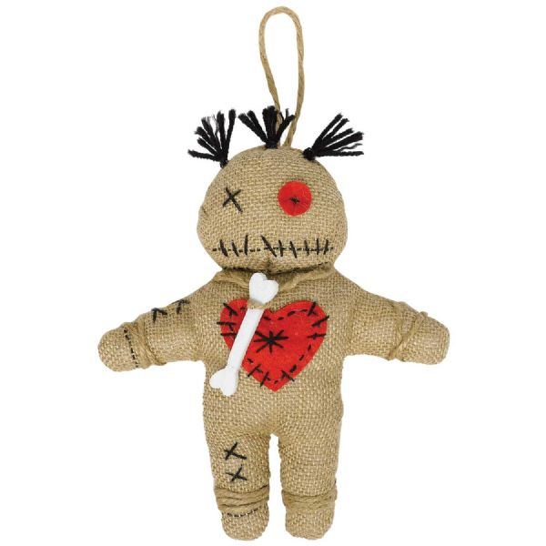 Witch Doctor Voodoo Dolls